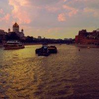 Минуты перед закатом :: Zifa Dimitrieva