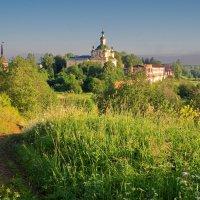 Тотьма.Спасо - Суморин монастырь :: Валерий Талашов