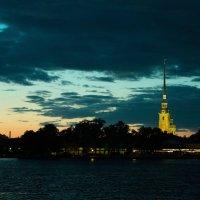 Ночной город :: Наталья Cаруханова