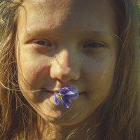 все цветы её, она королева бала. :: Света Кондрашова