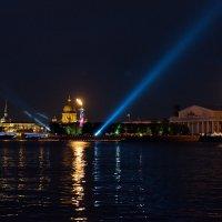 Ночной Санкт-Петербург :: Ольга Волкова
