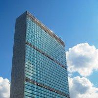Здание ООН :: Яна