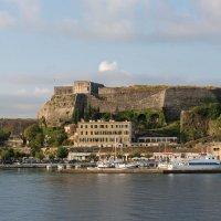 Греция. Корфу.Керкира.(Столица острова).Новая крепость. :: юрий макаров