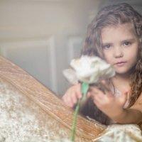 Моя доченька Ангелина :: Александра Капылова