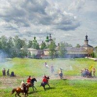 Осада монастыря :: Валерий Талашов