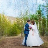 Свадебная прогулка :: марина алексеева