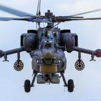 Ми-28Н :: Владислав Перминов