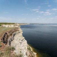 берег реки Волги :: Андрей ЕВСЕЕВ
