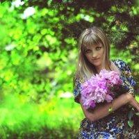 Июньский денек :: Inna Sherstobitova