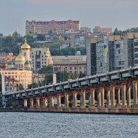 Берег левый-берег правый :: Юрий Муханов