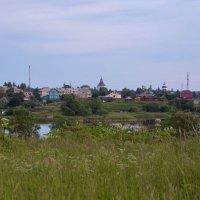 Наш город с горочки :: Алексей Крупенников