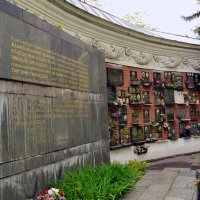 Братская могила :: Владимир Болдырев