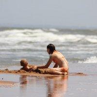 Море... :: Marina K
