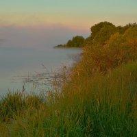 Утро на реке Дубна. :: Виктор Евстратов