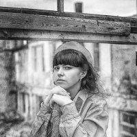 О героях былых времен..... :: Елена Попова