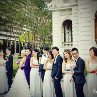 Молодожёны,Гонконг :: Евгений Подложнюк