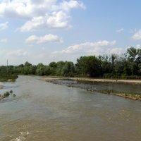 Река  Быстрица  Надворнянская :: Андрей  Васильевич Коляскин