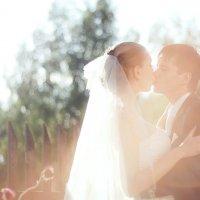 На закате дня поцелуй меня... :: Darya Guvakova