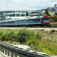 поезд :: Адик Гольдфарб