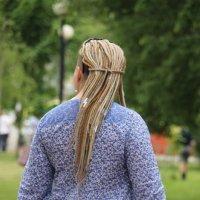 Вот она коса - девичья краса..... :: Tatiana Markova