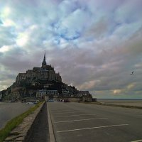 Mont Saint Michele, France :: Борис Соловьев
