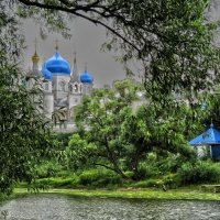 Боголюбово,монастырь :: Сергей Цветков