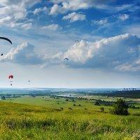 Небо, любовь к высоте, красиво, мечта! :: Cветлана Шумских