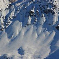 8456 снежный склон :: Олег Петрушин