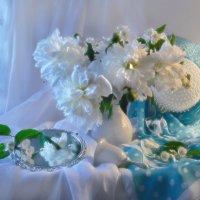 Волшебство белой ночи... :: Валентина Колова
