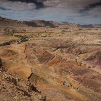 Цветные пески :: Валерий Цингауз