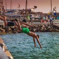 В порту :: Валерий Цингауз