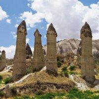 Долина Любви (Каппадокия-Турция) :: Валерий Живило
