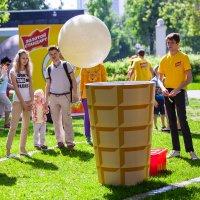Праздник Мороженого в парке Сокольники :: Владислав Лопатов