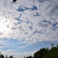 Облака :: Ирина Кочкарева