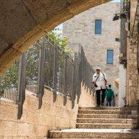 Старый фотограф в Старом городе ( Иерусалим ) :: АЛЕКСАНДР МИНКОВИЧ