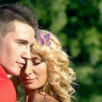 Алекс и Ольга :: Светлана Сироткина