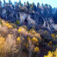 Осень в горах :: Юлия Бабитко