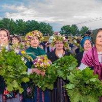 Участницы праздника :: Леонид Соболев