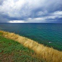 Тучи над морем :: Allex Anapa