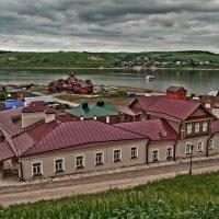 Остров-град Свияжск :: Владимир Новиков