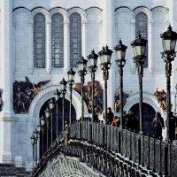 Архитектура,фонари,ангелы :: Наталия Рачкова