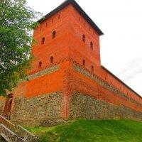 Замок Великого княжества Литовского ( Беларусь ) - Лидский замок! :: Евгений Бондарь