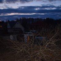 Ночь. :: Полина Лаврова