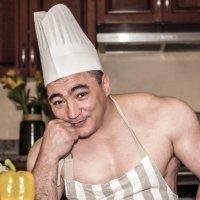 The chef :: Ludmila