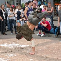 Танец :: Вера Щукина