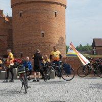 слет мальборкских велосипедистов :: Ирина Корнеева