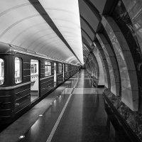 Геометрия метро :: Алексей Соминский