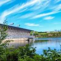 Братская ГЭС июнь 2015 г. :: Наталия Алексеевна