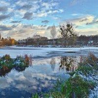 воспоминание о зиме... :: юрий иванов