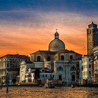 Вечерняя Венеция :: Фотограф Андрей Журавлев